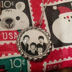 Jewelry - New The Beatles necklace